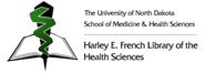 Harley E. French Library of Health Scienes
