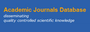 Academic Journals Database