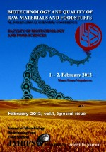 JMBFS Issue - February 2012, vol. 1, Special issue