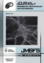 JMBFS Issue - December-January 2012/13, vol. 2, no. 3